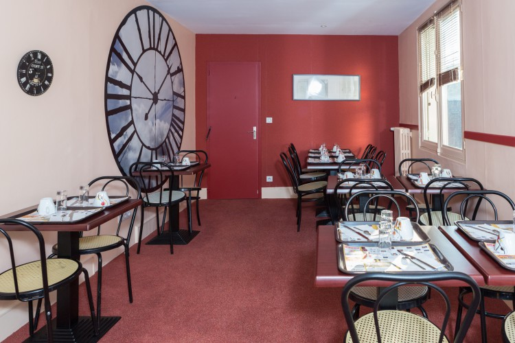 BRIT HOTEL ANGOULEME  - TERMINUS - 6