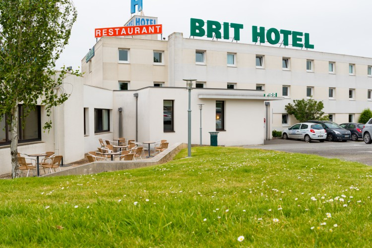 BRIT HOTEL RENNES CESSON - 13