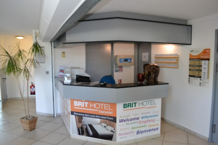 BRIT HOTEL TOURS NORD - 5