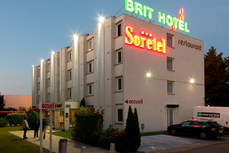 BRIT HOTEL BORDEAUX AEROPORT - 4
