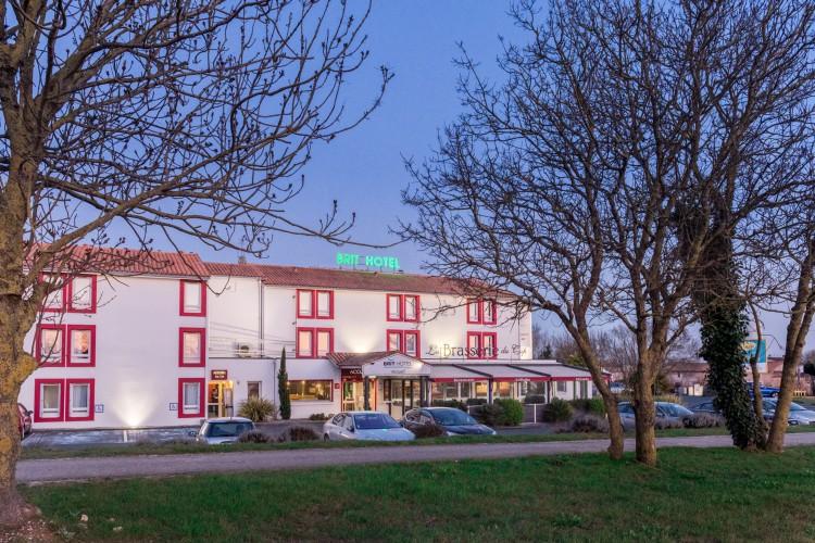 Brit Hotel La Rochelle Perigny