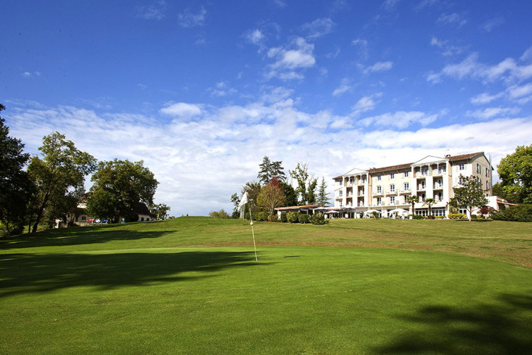 BRIT HOTEL SALIES DE BEARN – Golf le Lodge - 4