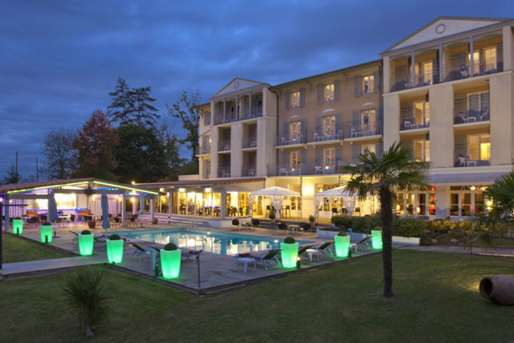BRIT HOTEL SALIES DE BEARN – Golf le Lodge - 3
