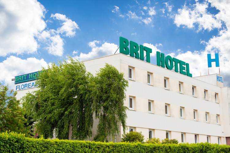 BRIT HOTEL RENNES CESSON - 14