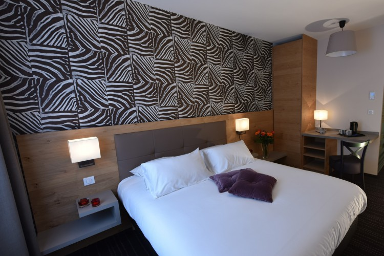 BRIT HOTEL STRASBOURG Le Lodge - 12