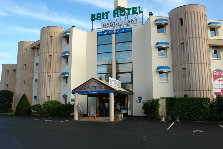 BRIT HOTEL ANGERS PARC EXPO - 0