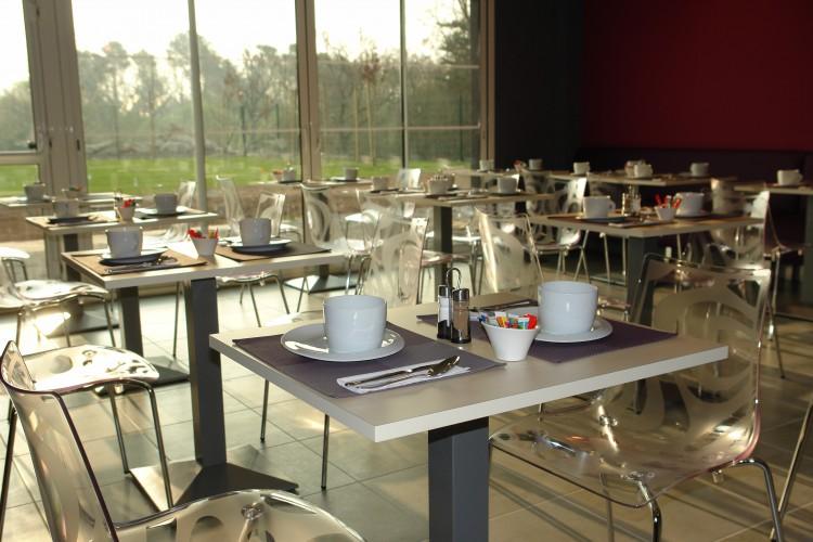 Brit hotel restaurant fleur de rhuys vannes theix for Cuisine route de vannes nantes